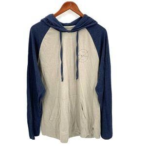O'Neill Long Sleeve Drawstring Hooded T-Shirt XL